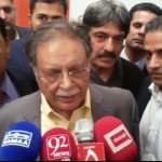 Imran Khan is a master of U-turn, says Pervaiz Rashid
