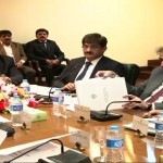 Sindh Apex Committee discusses law & order in Karachi