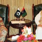 DG Rangers Bilal Akbar calls on Sindh CM, discusses law and order