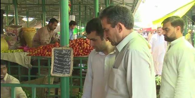High prices at Ramazan Bazaars vex customers