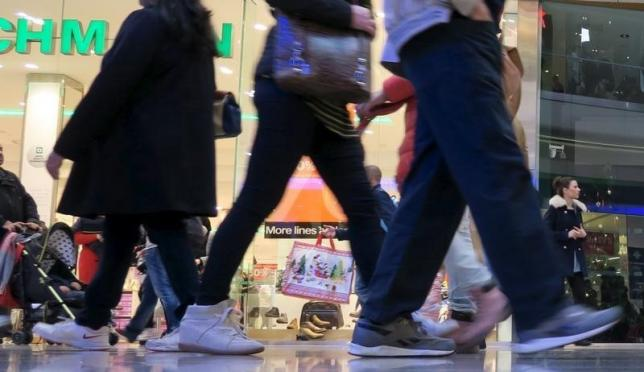 UK retail spending picks up in May after two flat months