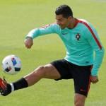 Portugal's Silva hails team man Ronaldo