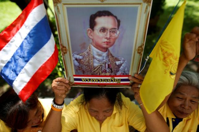 Thailand's king continues treatment for 'water on the brain'