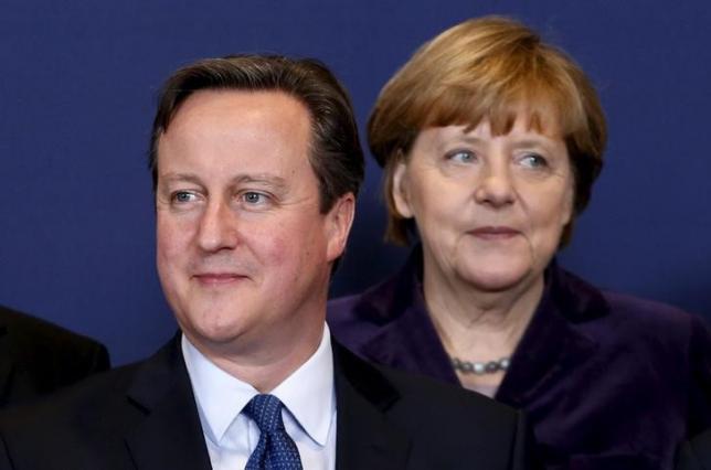 Germany bracing for market volatility if UK leaves EU