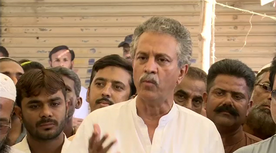 Rangers challenge permission to MQM leader Waseem Akhtar to go abroad