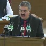 Balochistan CM presents Rs289 billion budget