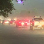 Weather turns pleasant after rain, windstorm in several cities