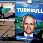 Australian PM Turnbull under fire, cliffhanger election counting continues