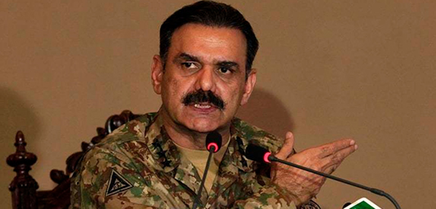 Indian claim of hitting or killing any Pakistani soldier absolutely false: DG ISPR