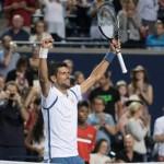 Djokovic continues Monfils mastery, Nishikori wins