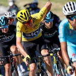 Froome toying with Tour de France rivals