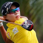 Kim outduels Ko for three-shot Marathon lead