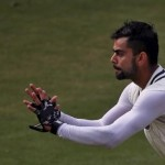 India captain Kohli targets period of test domination