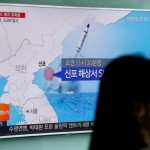 North Korea fires missile from submarine but it appears to have failed: South Korea