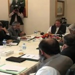 Prime Minister Nawaz Sharif, federal ministers discus political situation