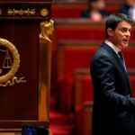 French PM tells London financial firms 'Welcome to Paris