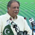 PTI people do not apologize when their lie is detected, says Pervaiz Rashid
