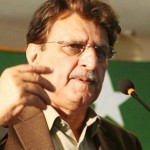 Raja Farooq Haider takes oath as new AJK PM