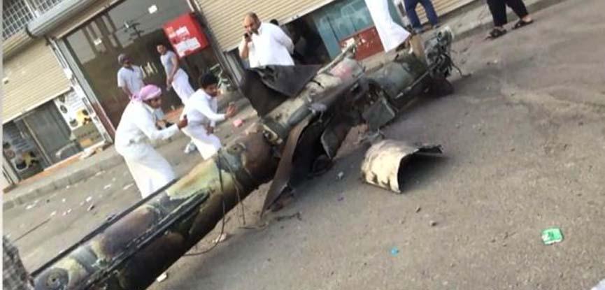 Saudi Arabia intercepts ballistic missile