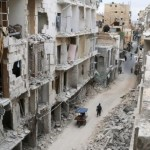 Rebels launch attack in Syria's Aleppo
