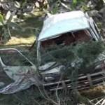 Nine die as van falls into 'nullah' in Rawalakot