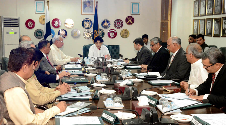 CNICs re-verification very important for country's security: Ch Nisar