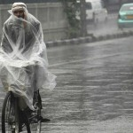 Rainfall in Lahore, parts of Punjab