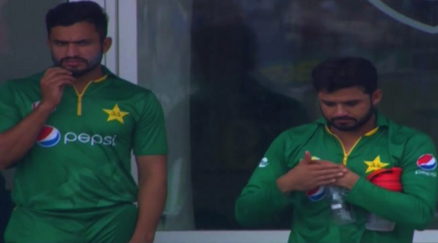 Pakistan set 261-run target against England in 1st ODI