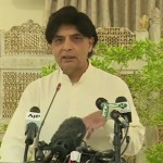 Other options if Rangers not granted powers in interior Sindh, says Ch Nisar