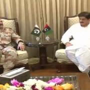 DG Rangers - Sindh CM