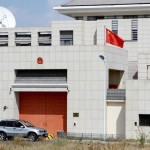 Chinese embassy in Kyrgyzstan hit by suspected suicide car bomb
