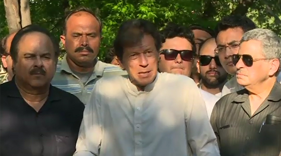 There should be only one ToR to probe Panama Leaks: Imran Khan