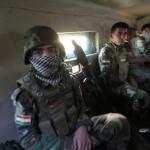 Kurdish forces launch fresh thrust to retake Mosul from Islamic State