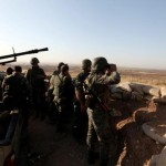 Kurdish forces in fresh push to capture Mosul from ISIS