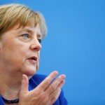 Merkel sees no end to EU sanctions against Russia