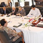 PM chairs National Security Committee's meeting