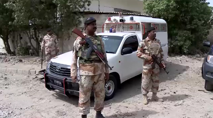 Two imposters arrested by Rangers in Karachi