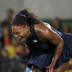 Serena eliminated in third round upset