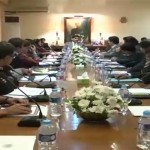Sindh Apex Committee meeting underway