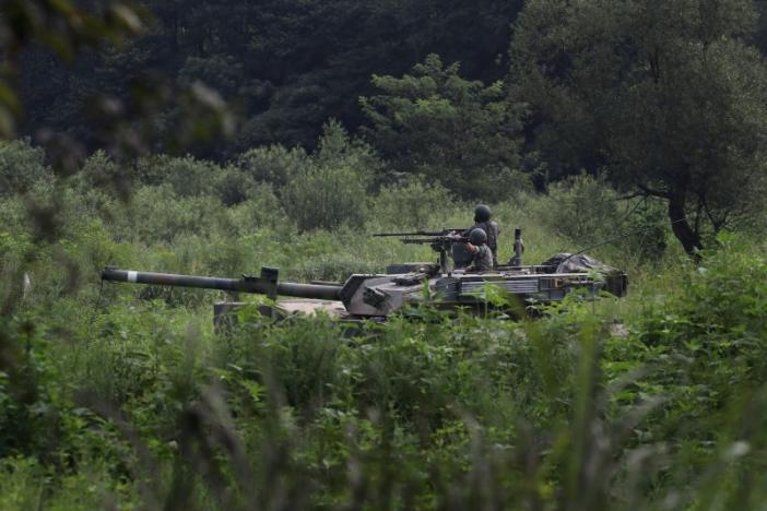US, South Korea begin joint drills amid tension after defection