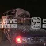Five injured in blast near vehicle of security forces in Quetta