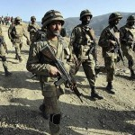 Security forces launch operation against terrorists along Pak-Afghan border