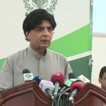 Interior Minister Ch Nisar says India has no proof of Uri attack