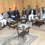 PM meets Hurriyat leaders, says Indian barbarism unacceptable