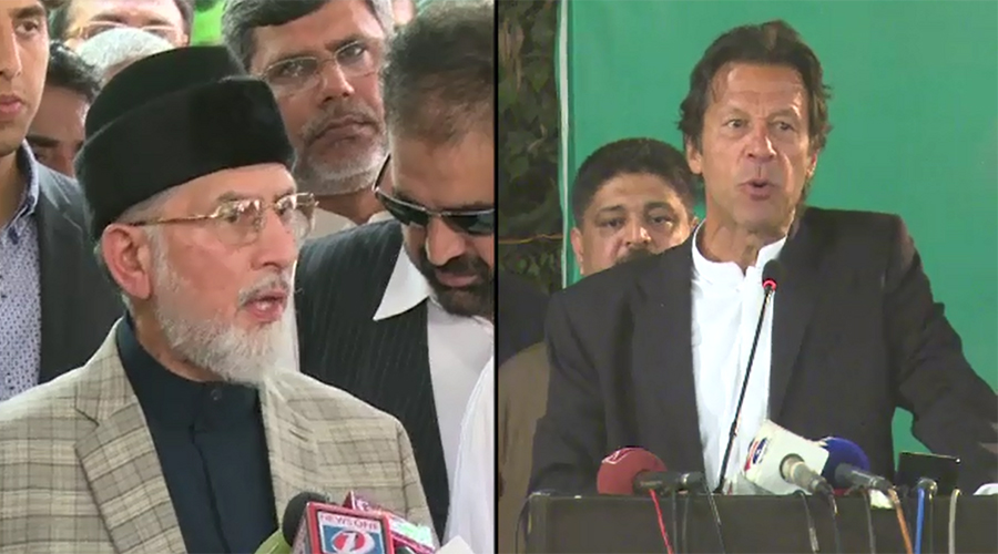 SSP torture case: Arrest warrants again issued for Imran Khan, Qadri