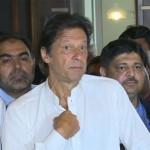 Punjab govt misused police, says Imran Khan