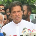 Imran Khan announces shutting down Islamabad on October 30