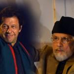 Imran Khan to meet Dr Tahirul Qadri tomorrow