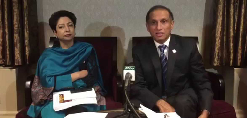 Pakistan rejects US demand for limiting N-program