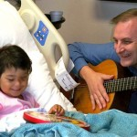 Music therapy may help kids cope with immunization shots